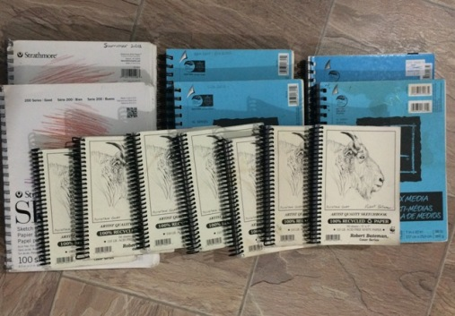 all notebooks