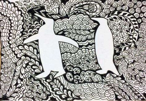 doodle penguins 2