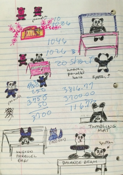 Panda Gym