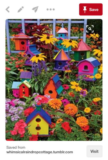 birdhouses pinterest