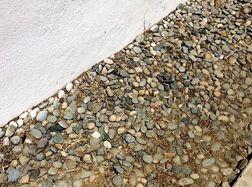 rocks outside