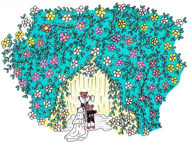 bears-wedding