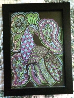 framed-peacock-2