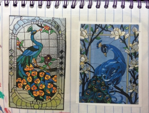 notebook-stained-glass