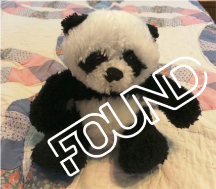 panda-found