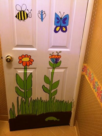 door-first