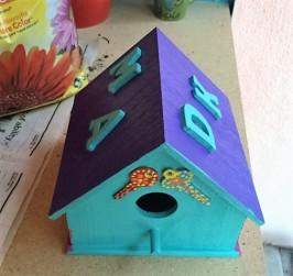 MADK birdhouse