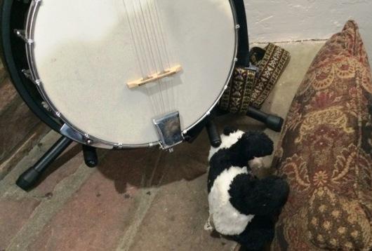 panda by banjo