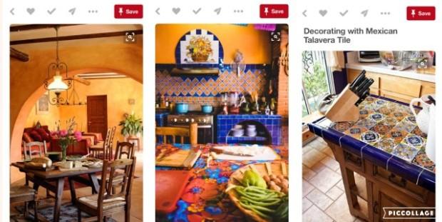 Pinterest examples