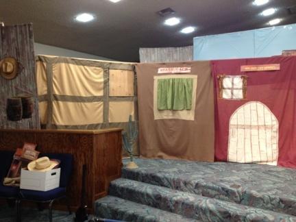 backdrops in prayer room 2