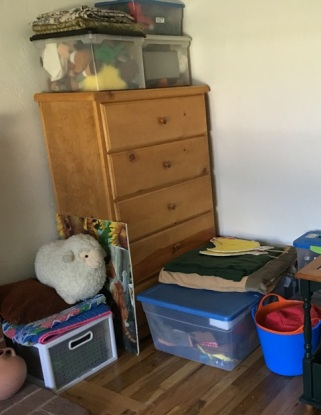 dresser in corner 2