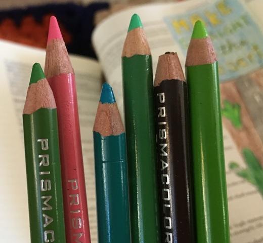 color pencils 2