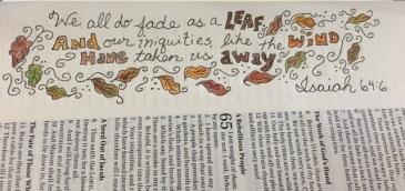 fade as a leaf