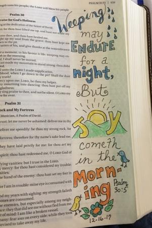 Psalm 30 5