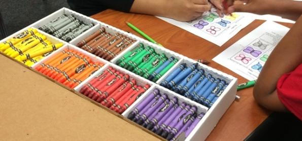crayons may 16
