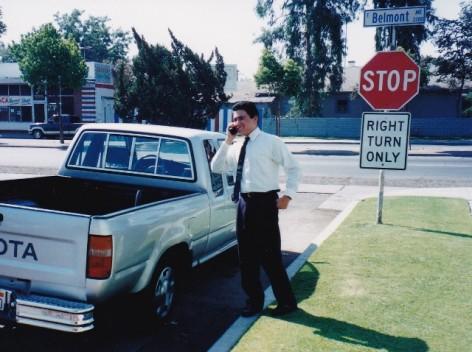 Carlos by pickup