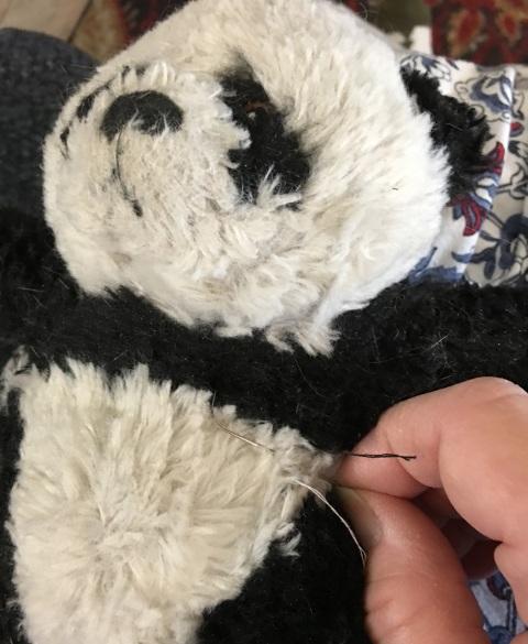 sewing panda 3