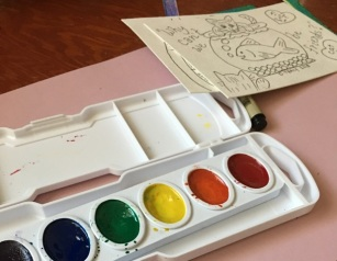 cheap watercolors