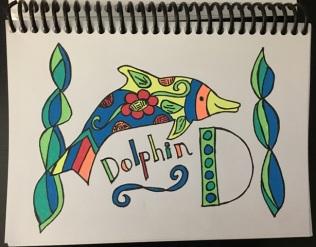 dolphin B