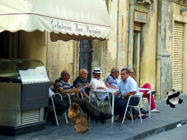 italian men small