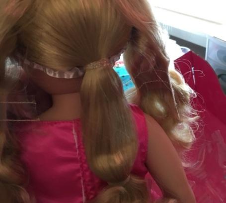 doll's hair