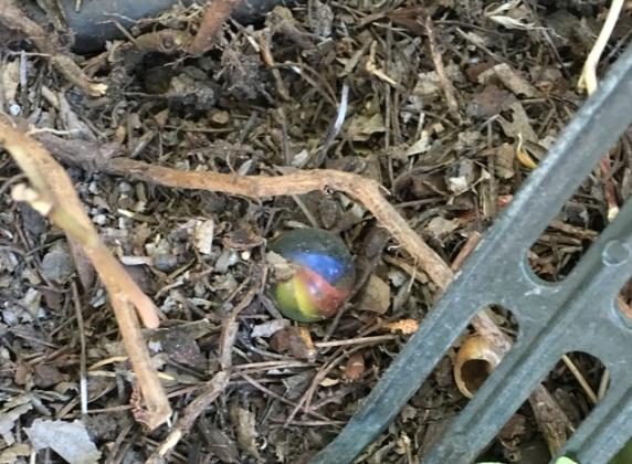 found marble