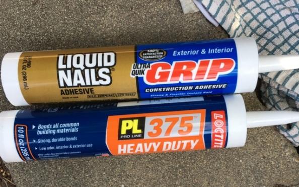 liquid nails tube