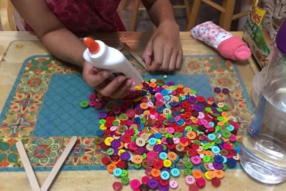 making initials