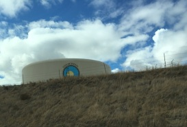 Avenal water tank
