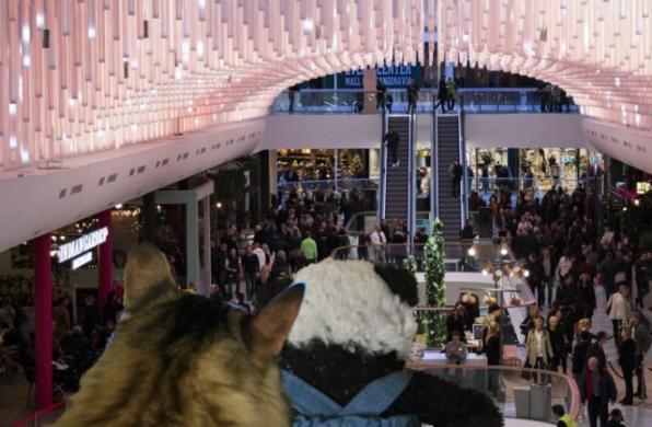 mall balcony sm